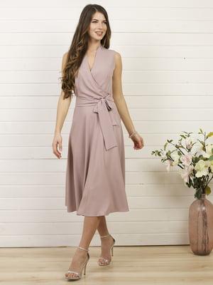 Платье бежевое | 4398806
