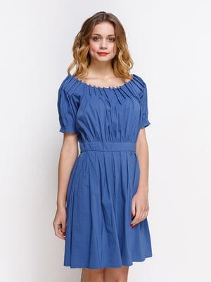 Сукня синя | 4392835