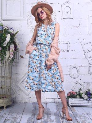 Сукня в квітковий принт   4302293