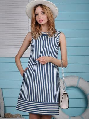 Сукня синя | 4398802