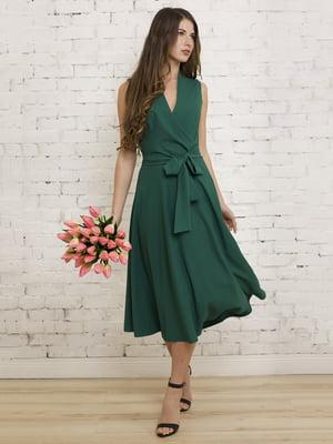 Платье зеленое | 4266984
