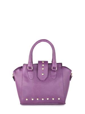 Сумка фіолетова | 4387278