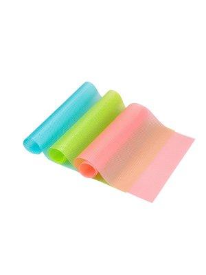 Антибактериальные коврики для холодильника (4 шт) | 4332395