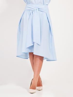 Спідниця блакитна | 4400068