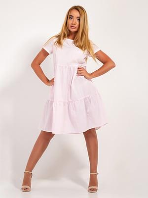 Платье розовое | 4400099