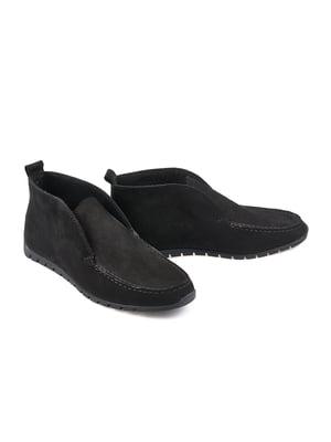 Ботинки черные   4403468