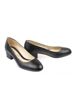 Туфли черные | 4403469