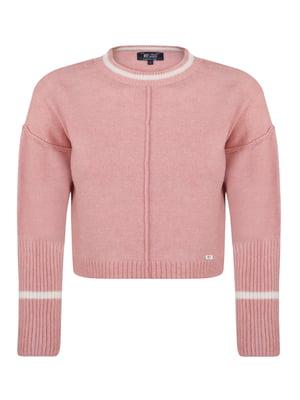Джемпер рожевий | 4403622