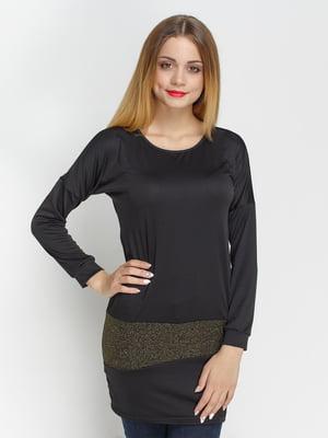 Блуза черная | 4327079