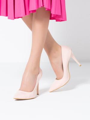 Туфли розовые | 4403953
