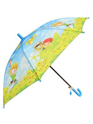 Зонт-трость со свистком | 4404441