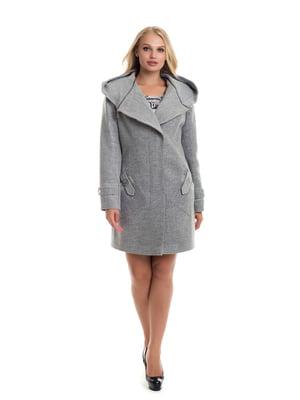 Пальто серое | 4131353