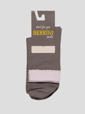 Носки серые | 4398775