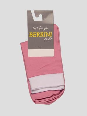 Носки розовые | 4398777