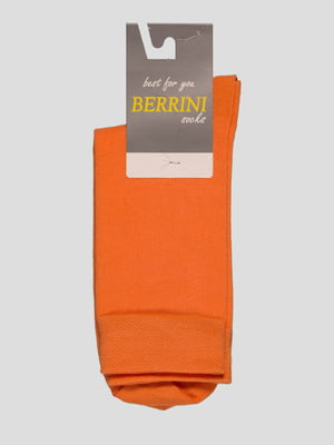 Носки оранжевые | 4398783