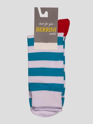 Шкарпетки в смужку | 4398787