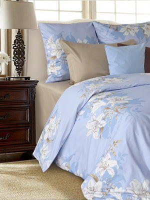 Комплект постельного белья двуспальный | 4407318