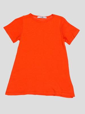Сукня помаранчева | 4397523