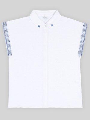 Блуза белая | 4409148