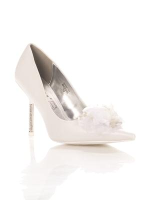 Туфлі білі | 4409013