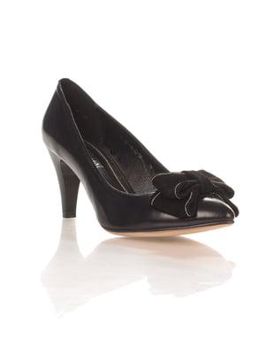 Туфли черные   4409055