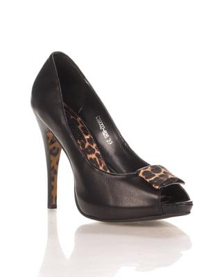 Туфли черные | 4408913