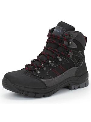Ботинки серые | 4409649