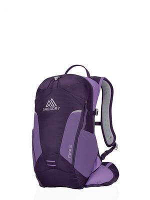 Рюкзак фіолетовий   4409684