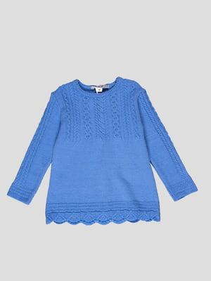 Туника голубая | 4397354