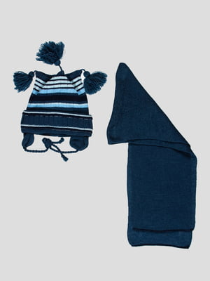 Комплект: шапка и шарф | 4397949