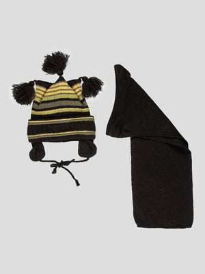 Комплект: шапка и шарф | 4397951