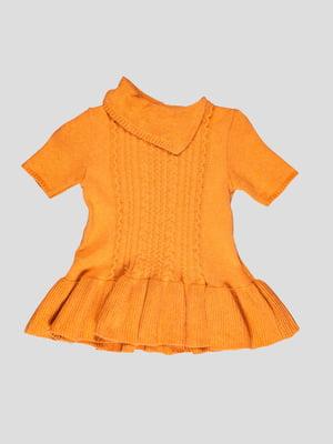 Туника оранжевая | 4397368