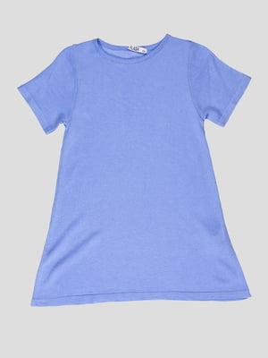 Сукня блакитна | 4397356