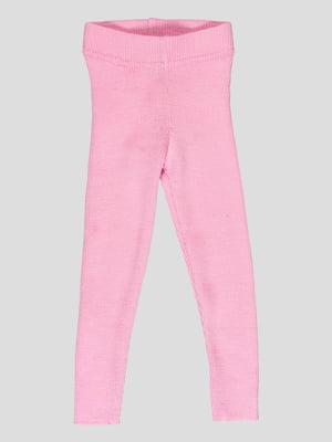 Леггинсы светло-розовые | 777737