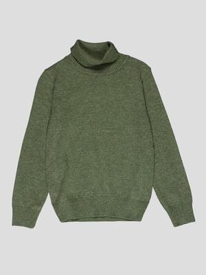 Гольф серо-зеленый | 4397293