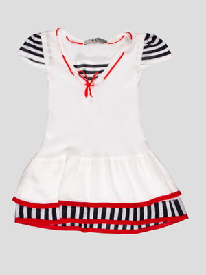 Платье белое | 447975
