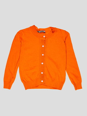Кофта оранжевая | 4397372