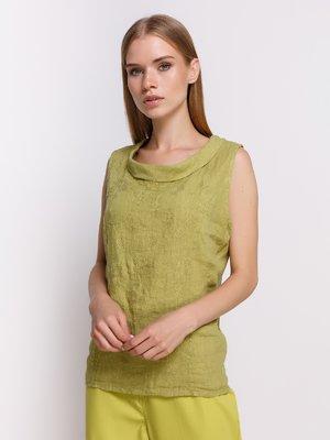 Блуза зелена   4403510