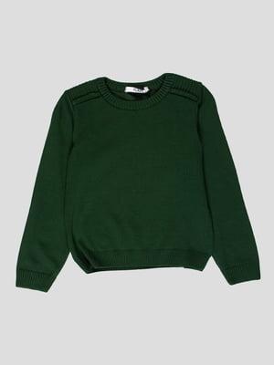 Джемпер зелений | 4397633