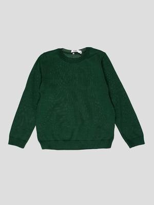 Джемпер зелений | 4397719