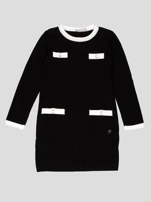 Платье черное | 1800766