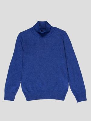 Гольф джинсового цвета | 4397436