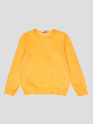 Джемпер жовтий | 4397667