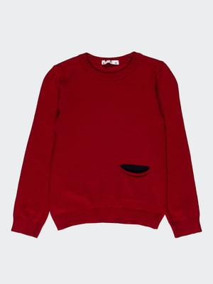 Джемпер червоний | 4397600