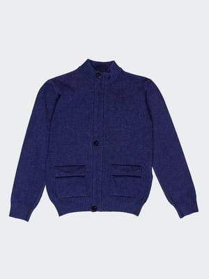 Джемпер джинсового цвета | 4397299