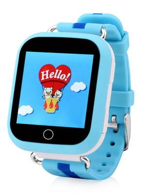 Дитячий розумний годинник з GPS трекером (Q100) | 4412973