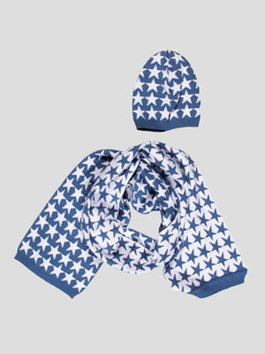 Комплект: шапка і шарф | 4397946