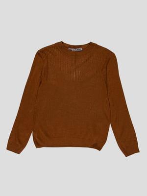 Джемпер коричневый | 4397174