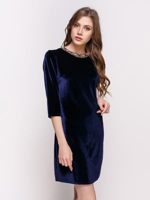 Сукня синя | 4399255