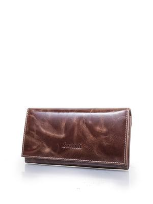 Гаманець коричневий | 4413477